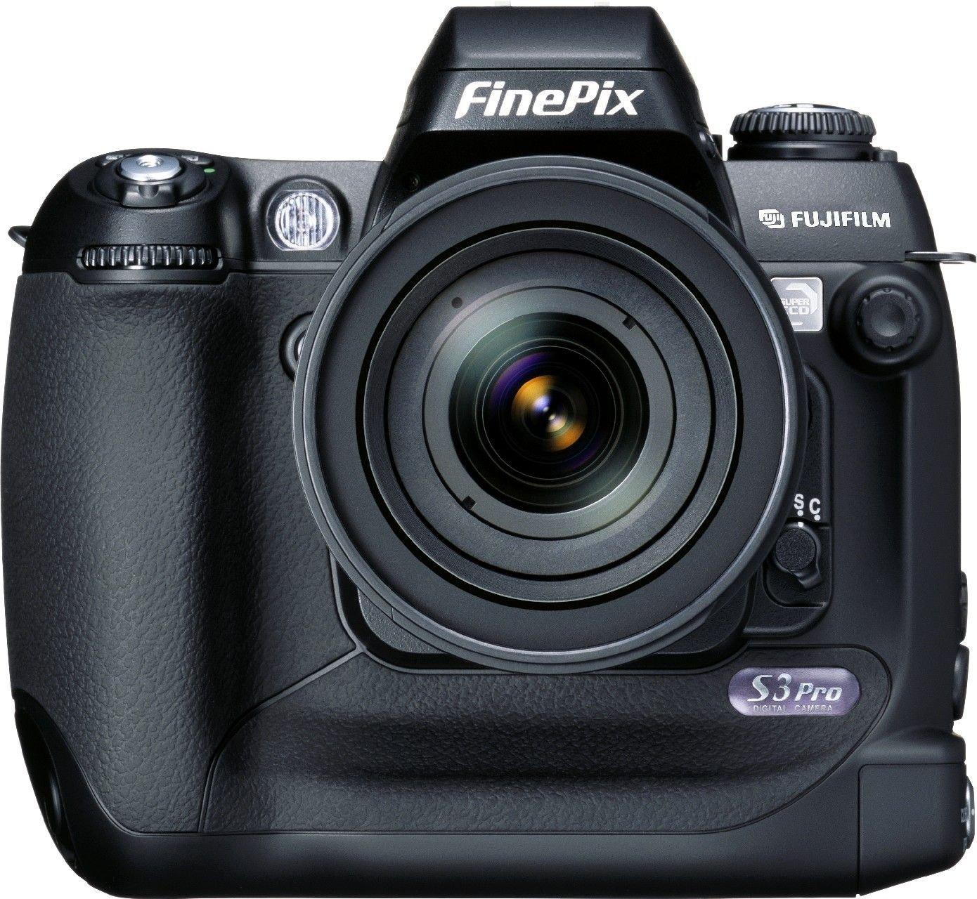 Fujifilm S3 Pro - Cámara Réflex Digital 12.34 MP (Cuerpo): Amazon ...