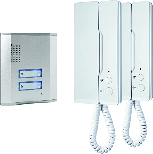 ELRO Außensprechstelle IB62SW Türsprechanlage Türgegensprechanlage Smartwares