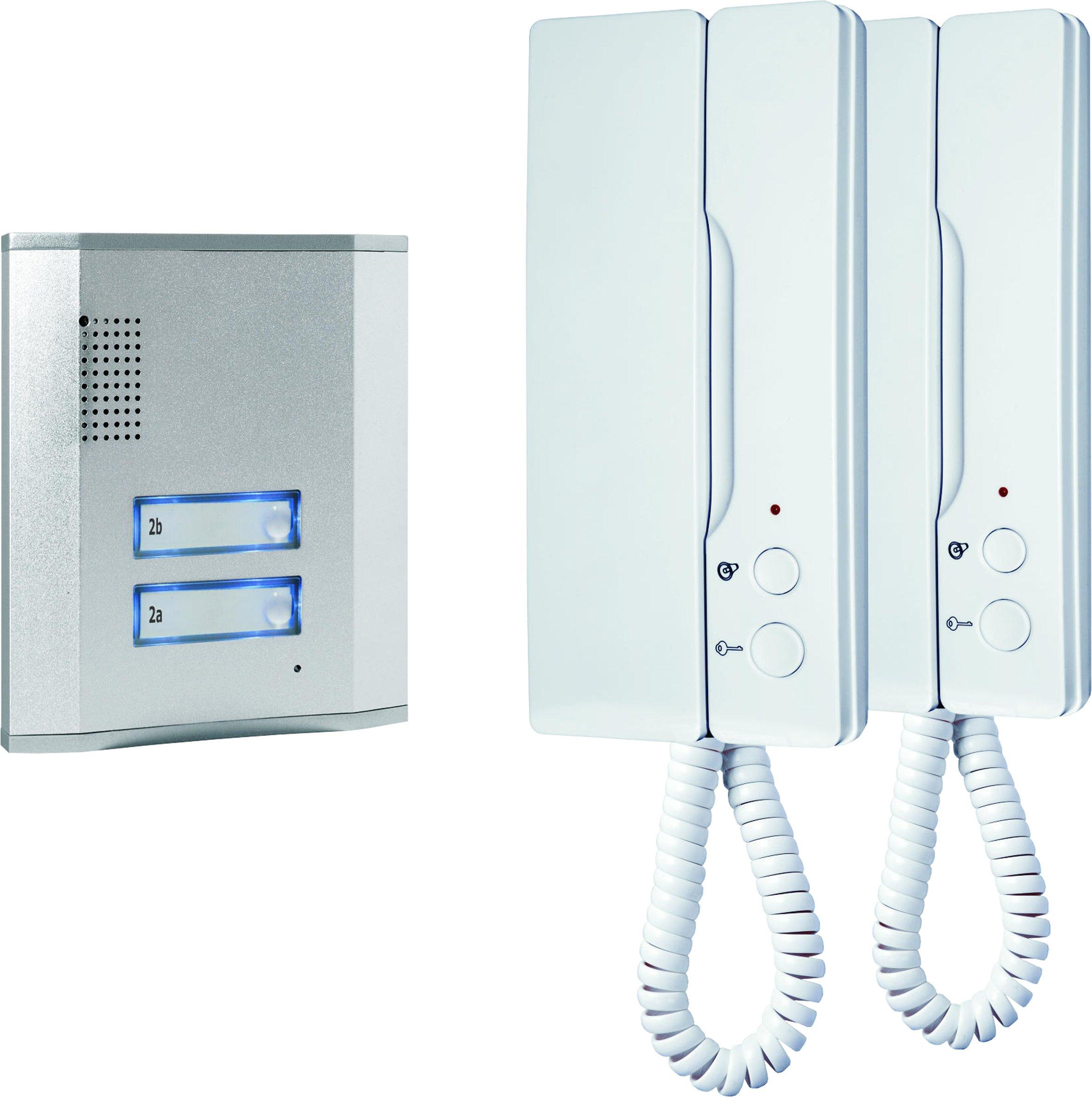 Smartwares IB62 SW 10.007.47 Interphone pour 2 appartements product image