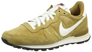 reputable site 12e1a 01f38 Nike Internationalist Pgs Leather, Men s Running Shoes, Brown (Golden  Tan Sail
