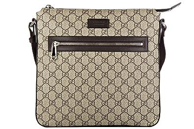Gucci sac homme bandoulière beige  Amazon.fr  Chaussures et Sacs 6d85449b7a2
