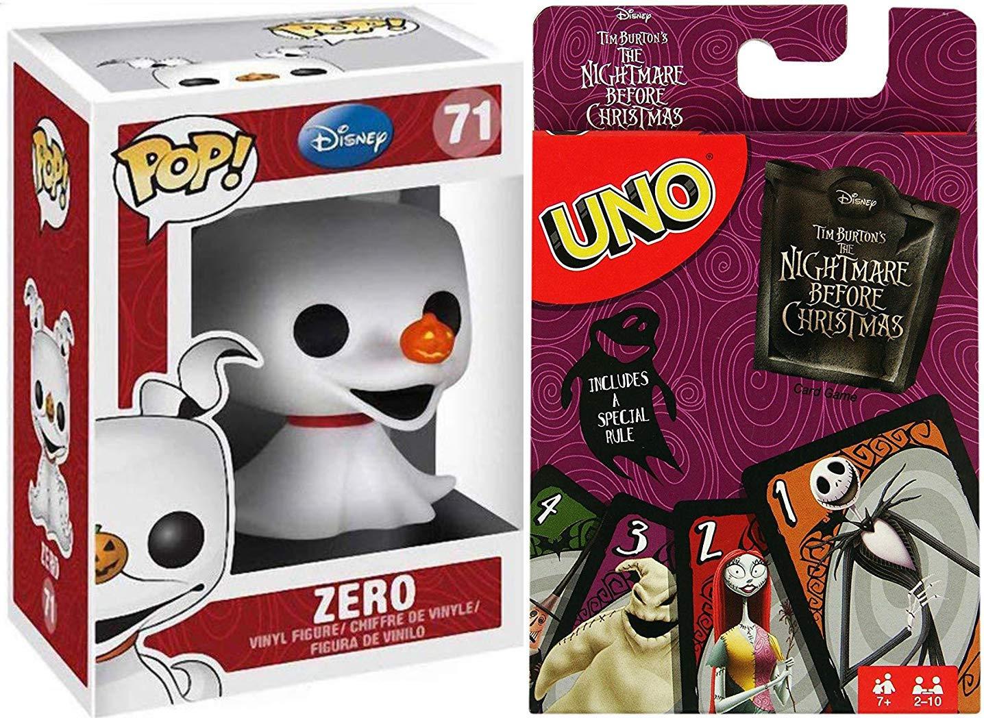 Amazon.com: id Cards Zero Nightmare Go! UNO Card Game Nightmare ...