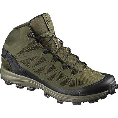 Salomon Forces Men's Speed Assault Shoes Tactical Boots: Shoes