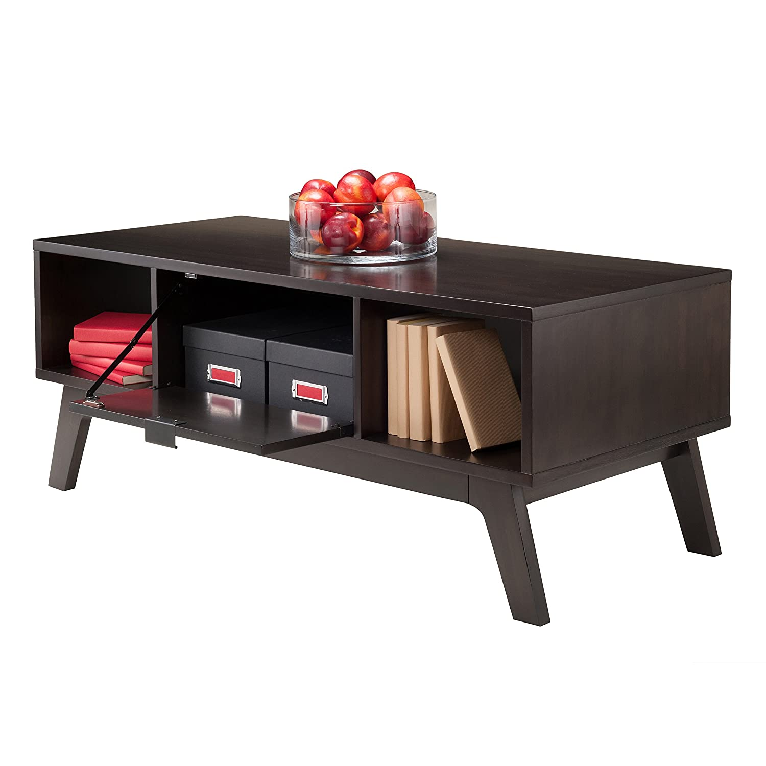 Amazon Winsome Wood Monty Coffee Table Kitchen & Dining