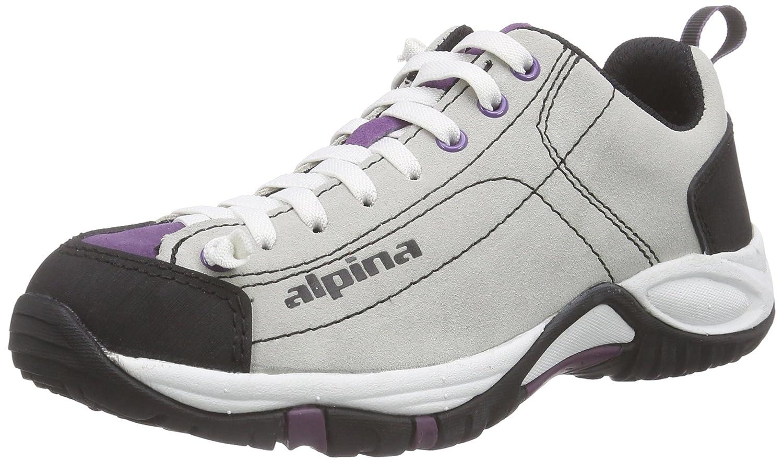 Alpina 680342 Damen Trekking- & Wanderhalbschuhe