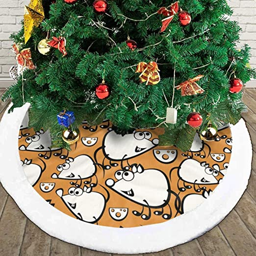 N/A Paddington - Falda para árbol de Navidad, diseño de ratón ...