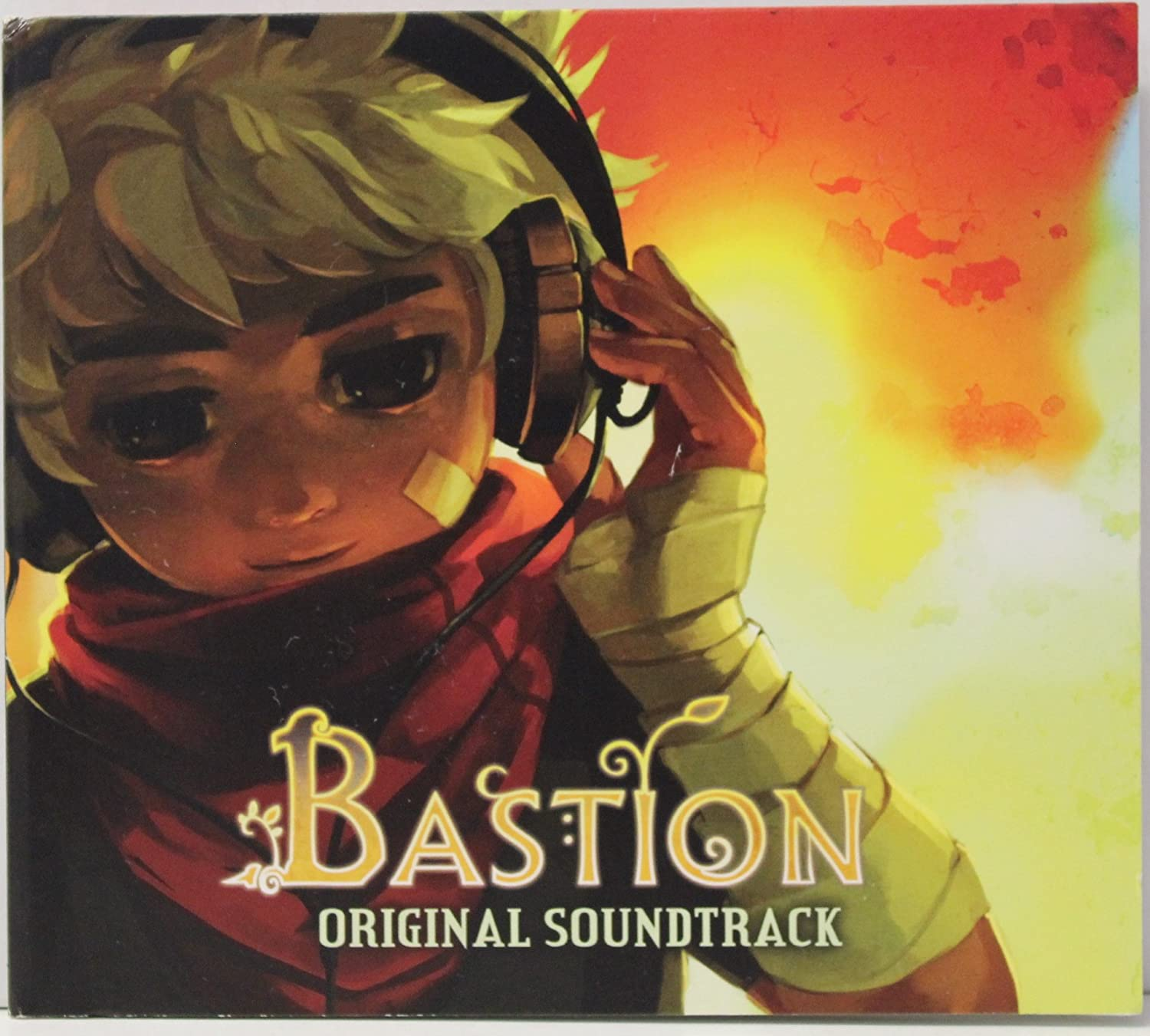 Bastion Original Soundtrack Cd Amazon Com Music
