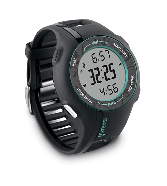 Garmin Forerunner 210 GPS-Enabled Sport Watch with Heart Rate Monitor - Teal (Discontinued by Manufacturer)