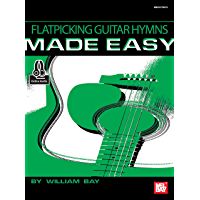 Flatpicking Guitar Hymns Made Easy book cover