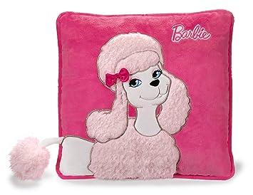 Barbie NICI 33987 Cojín con diseño del caniche Sequin ...