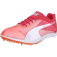 Puma Women's Evospeed Distance V6 Track Spike Shoe