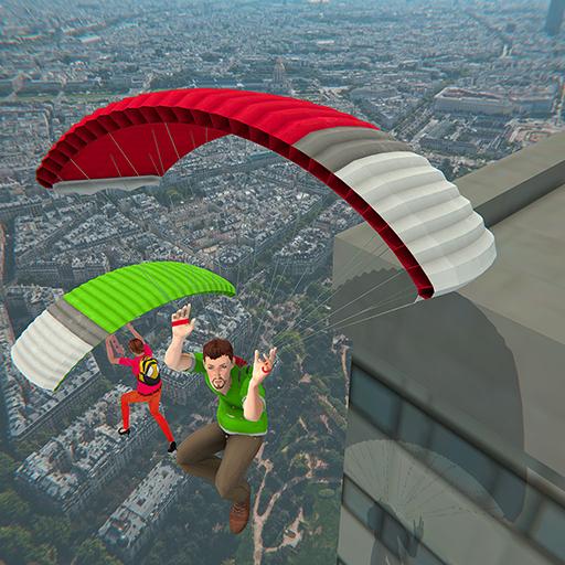 Ragdoll Free Fall Jumping ()