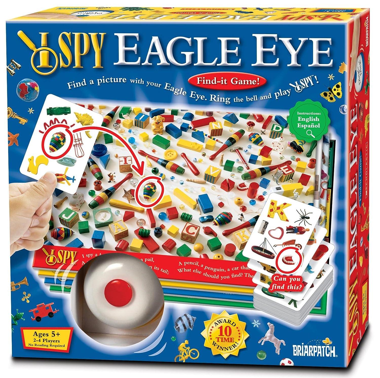 Amazon I SPY Eagle Eye Game Game Toys & Games