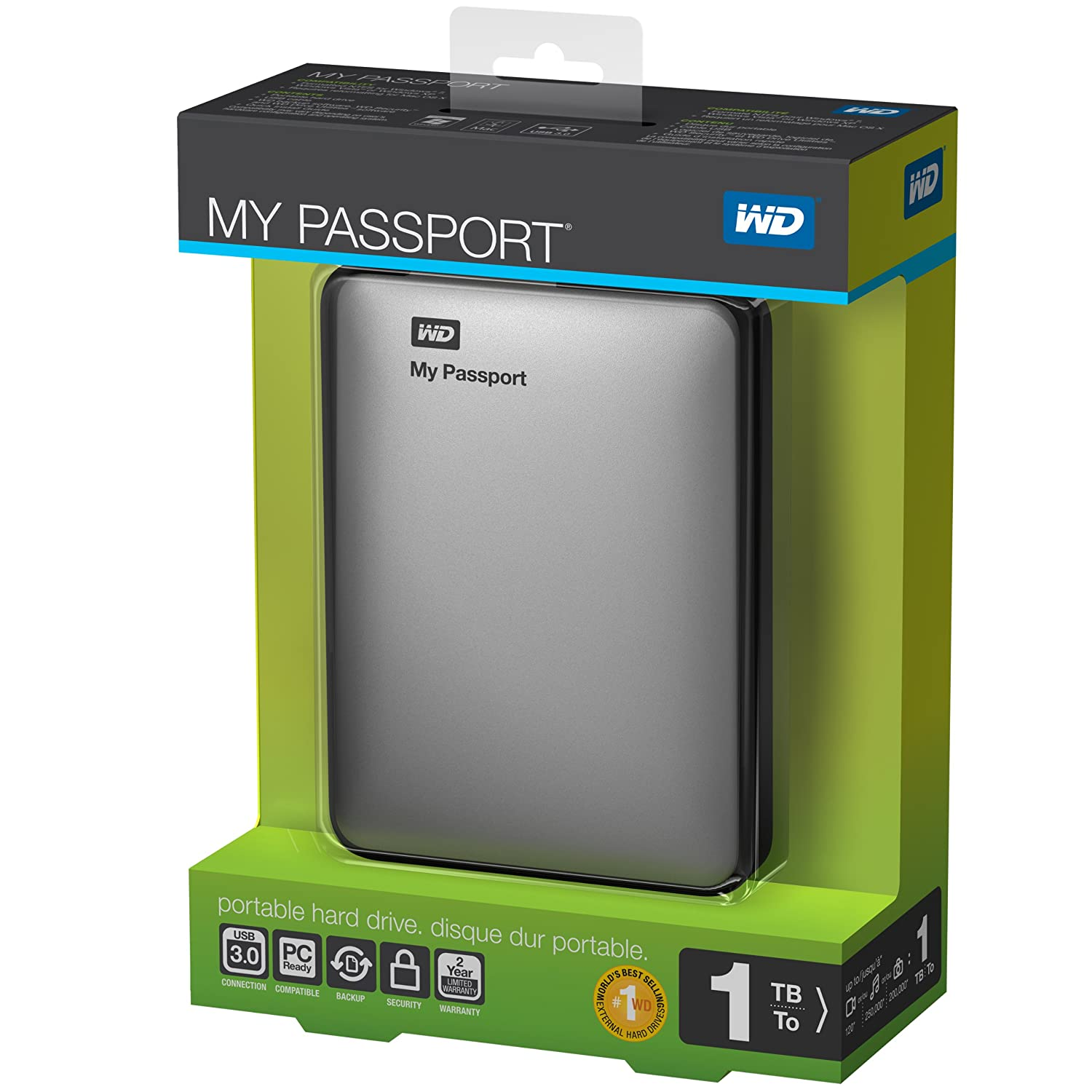 WD My passport - Not recognized in Win 10 - Windows 10 Forums