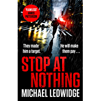 Stop At Nothing: the explosive new thriller James Patterson calls 'flawless'