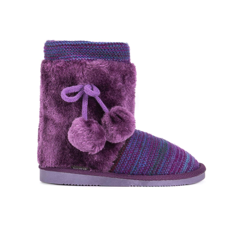 MUK-LUK Girls Delanie Boots