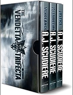 The Vendetta Trifecta - The Complete Series: Vengeance, Retribution, Justice