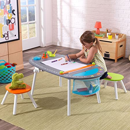 wells easels as rc make desk table roll natural block ana size build paper with tjihome kids medium favorite art kid gallery multipurpose of toys