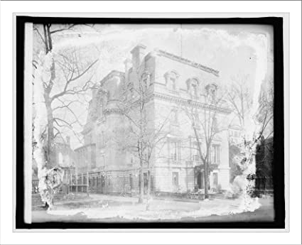 Amazon com: Historic Print (L): Russian Embassy, 1119 16th
