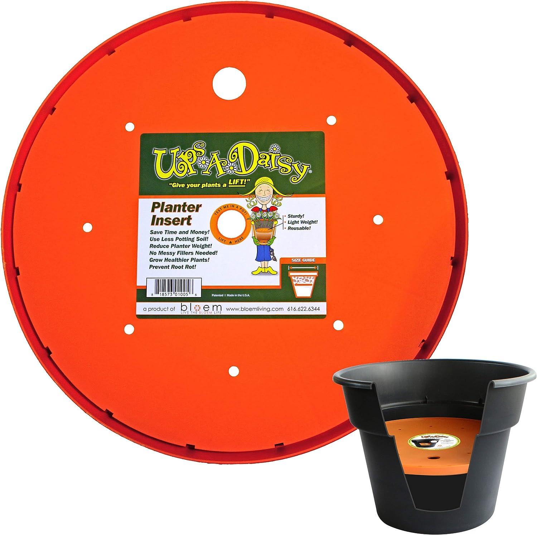 Bloem Ups-A-Daisy Round Planter Lift Insert – 12