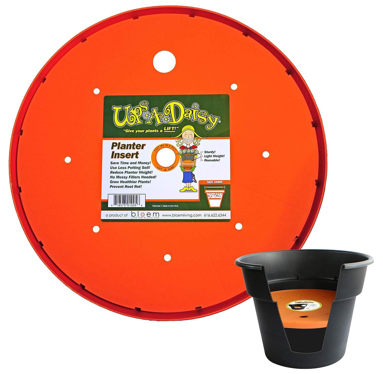 Bloem Ups-A-Daisy Round Planter Lift Insert – 17