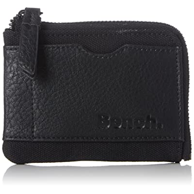 Bench Branded Wallet Portemonnaie, black beauty, One Size