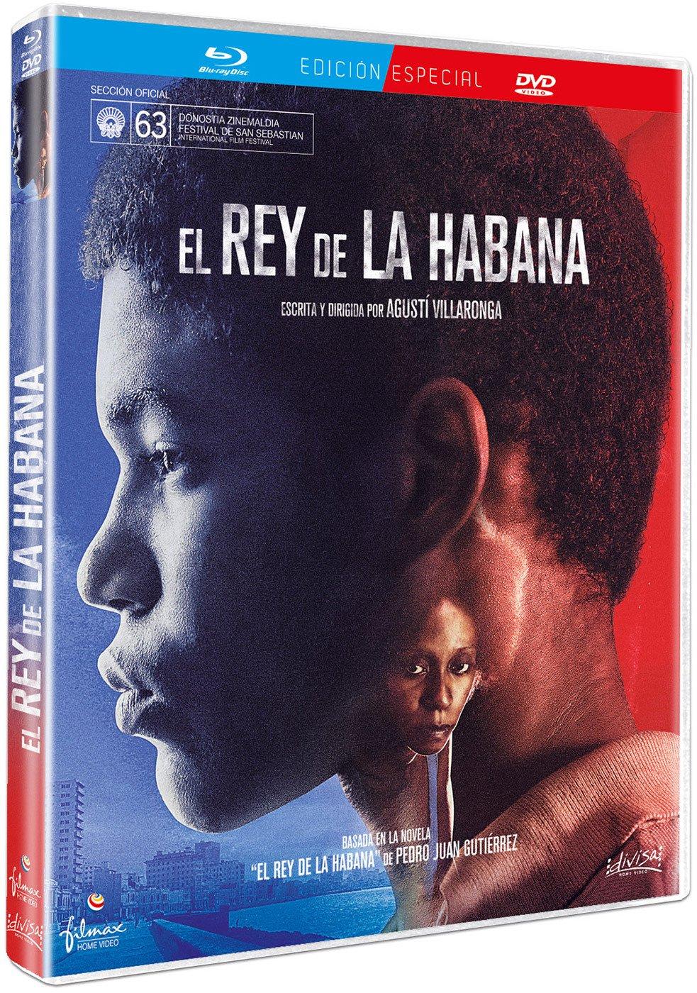 El rey de la habana [Blu-ray]: Amazon.es: Maykol David ...