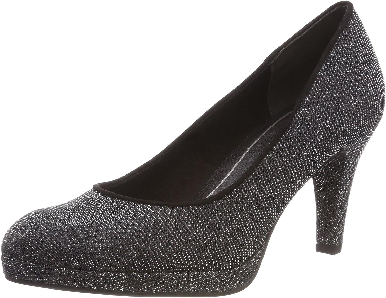 TALLA 37 EU. MARCO TOZZI 2-2-22450-31 287, Zapatos de Tacón para Mujer