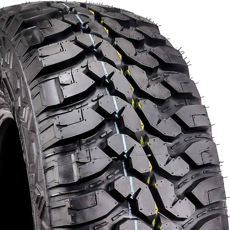 Forceum M//T 08 Plus Mud Tire LT265//75R16 123//120Q E 10 Ply