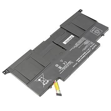 BLESYS 7.4V 6480mAh ASUS C22-UX31 C23- UX31 ordenador portátil del reemplazo de la batería encaja ASUS UX31 ZenBook UX31A UX31E UX31A-R4004H UX31E-DH72 ...