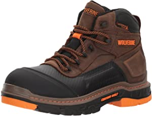 9d48b3c67c6 Amazon.com: Wolverine Men's Edge LX-M, Black/Grey, 7 M US: Shoes