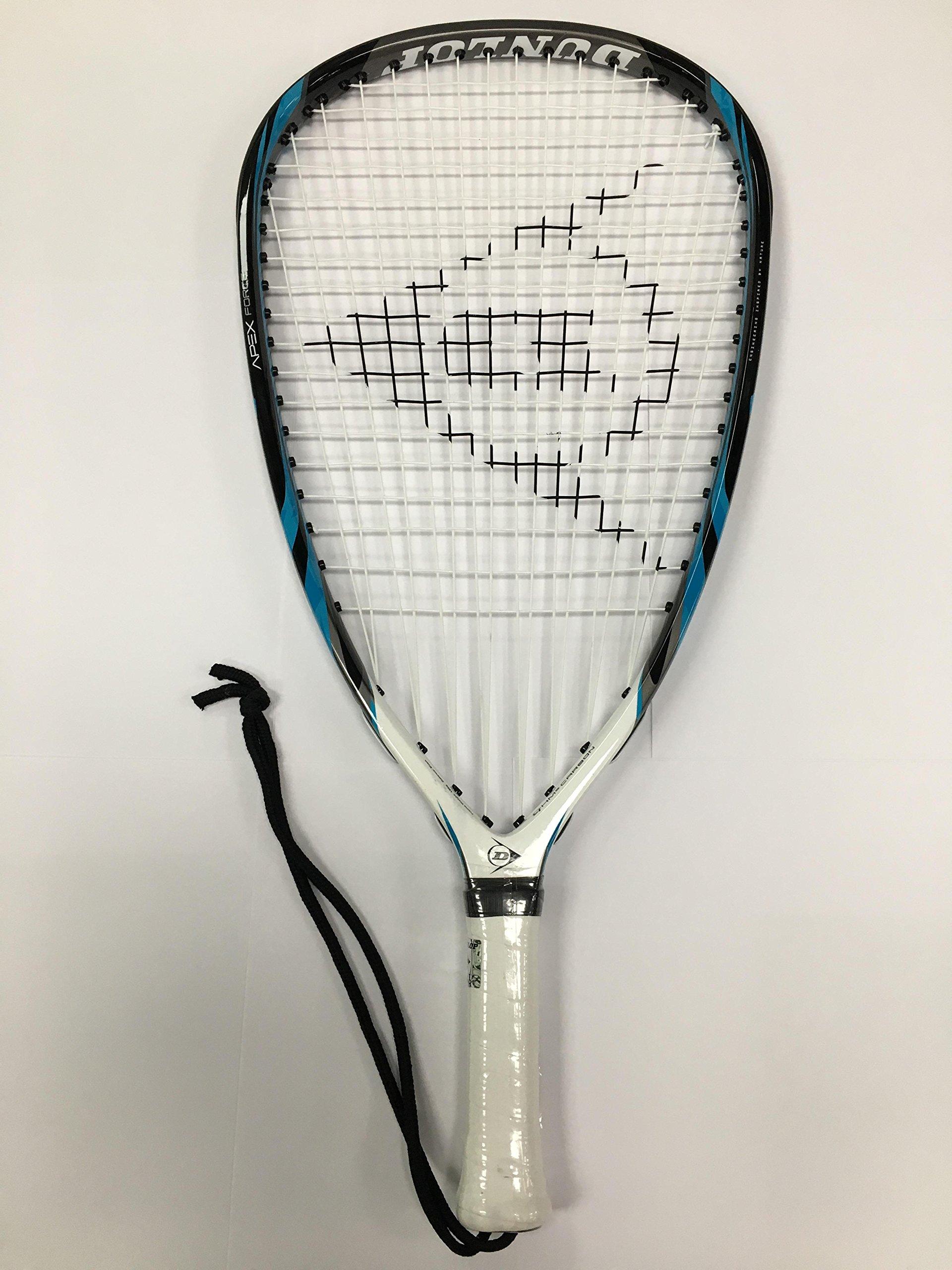 Dunlop Apex Force Racquetball Racquet 3 5/8