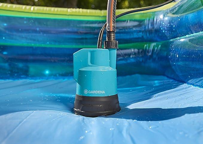Gardena 01748-66 - Bomba sumergible para agua 2000/2 Li de 18 ...