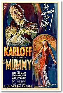 Zita Johann Movie Still Poster The Mummy