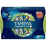 TAMPAX COMPAK PEARL Super 36 tampones