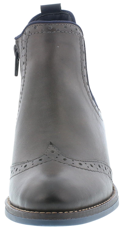 Remonte Stiefeletten in Übergrößen Grau D8581-45 D8581-45 D8581-45 große Damenschuhe  a07e41
