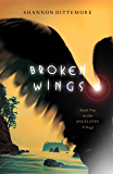 Broken Wings (An Angel Eyes Novel)
