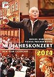 New Year's Concert: 2014 - Vienna Philharmonic [DVD] [NTSC] [2014]