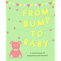 From Bump to Baby: A record book of pregnancy and beyond