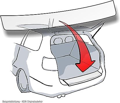 Lackschutzshop Ladekantenschutz Lackschutzfolie Schutzfolie In Transparent Passend Für Fahrzeug Modell Siehe Beschreibung 150µm Transparent Auto