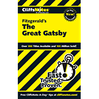 CliffsNotes on Fitzgerald's The Great Gatsby (CLIFFSNOTES LITERATURE)