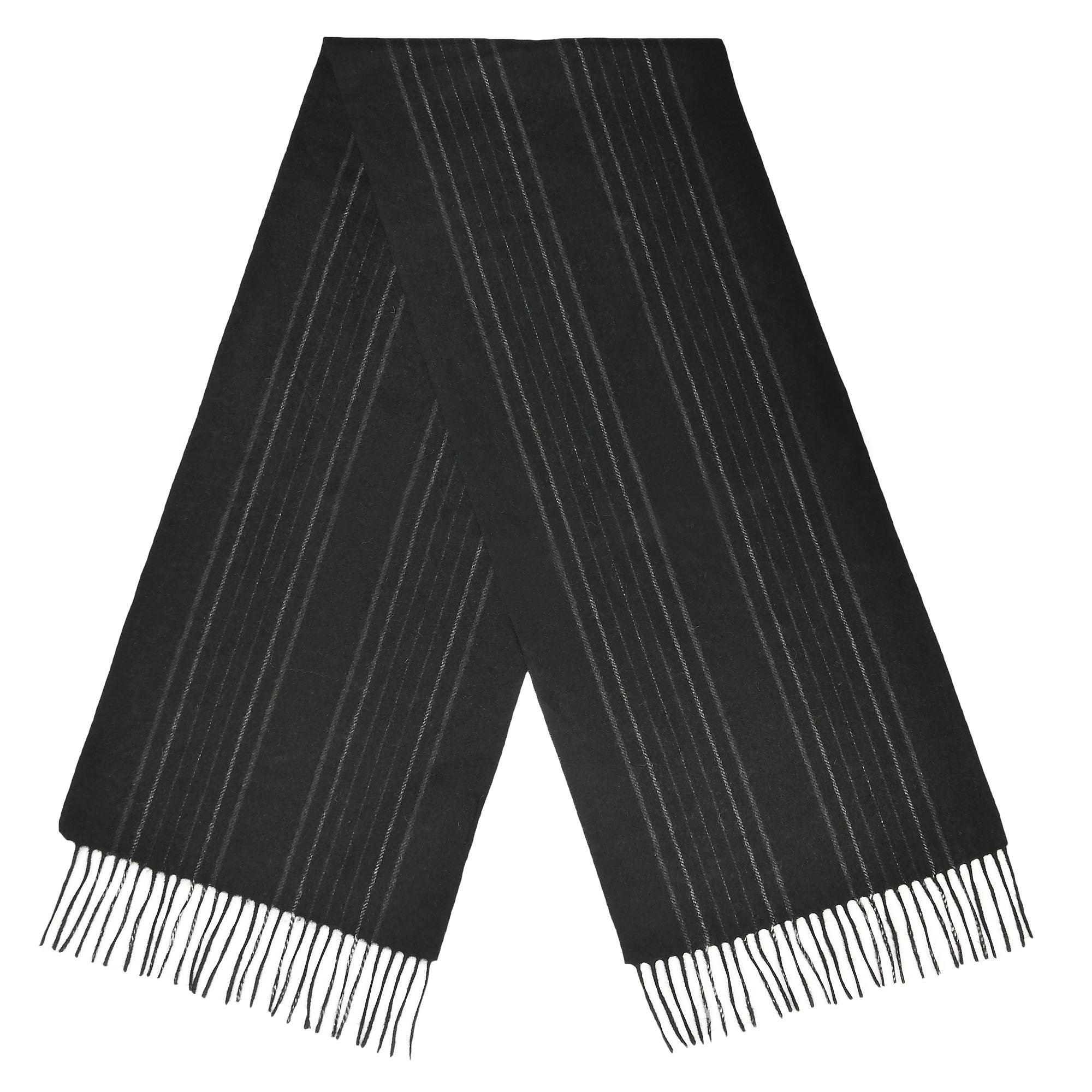 Men's 100% Premium Cashmere Scarf | Soft, Warm, Elegant, Luxury by LEON (608)