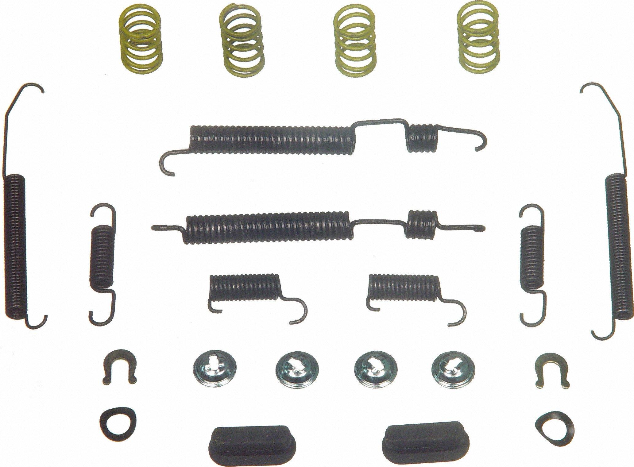 Wagner H17225 Drum Brake Hardware Kit, Rear