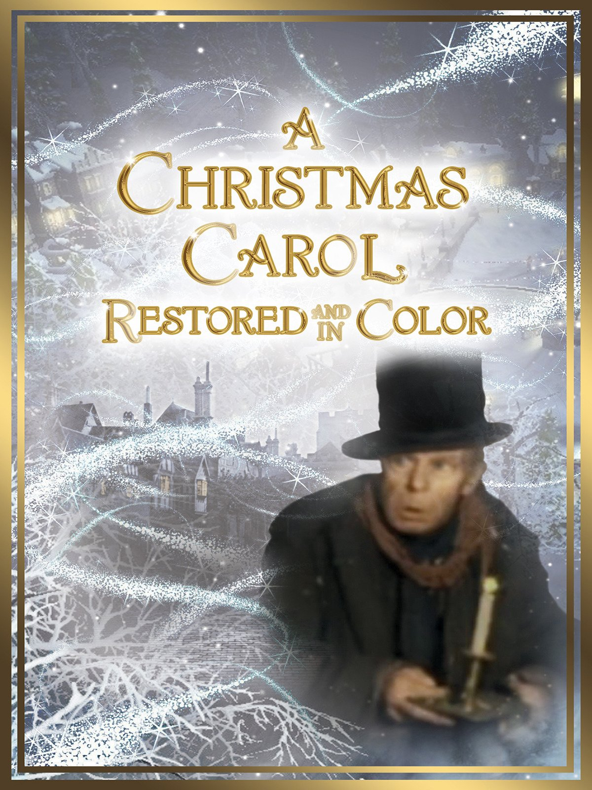 Amazon.com: A Christmas Carol - Restored and In Color!: Henry ...