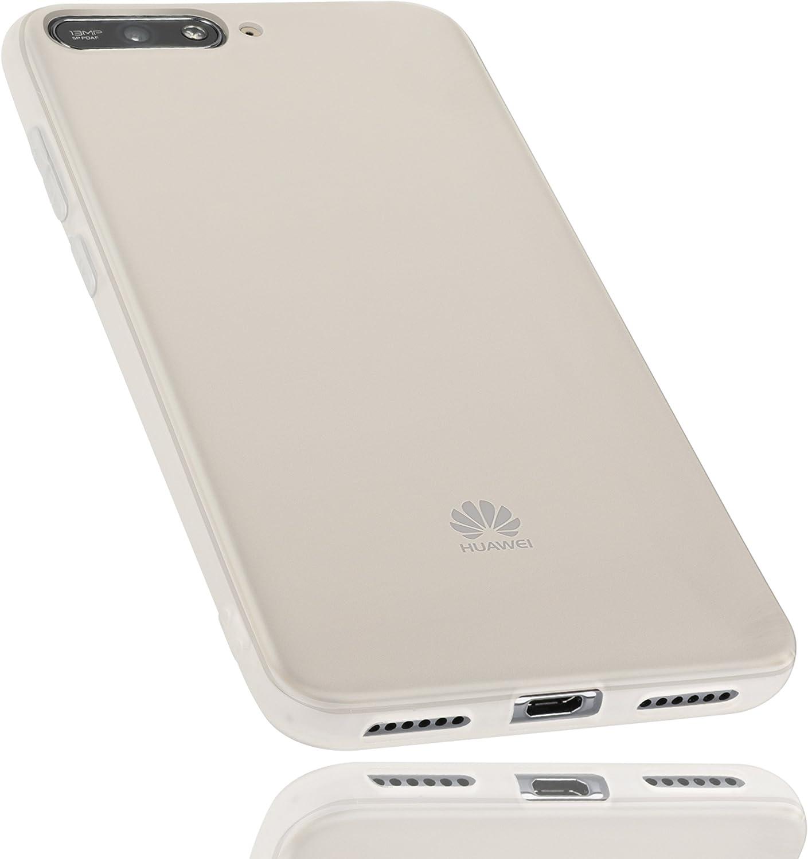 Mumbi Hülle Kompatibel Mit Huawei Y6 2018 Handy Case Elektronik