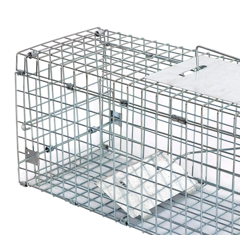 Amazon.com: HomGarden - Jaula para roedores de animales ...
