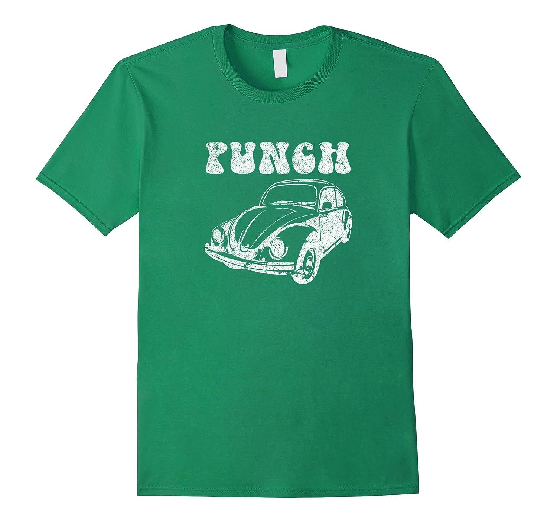 Punch Bug Vintage Car T-Shirt-Art