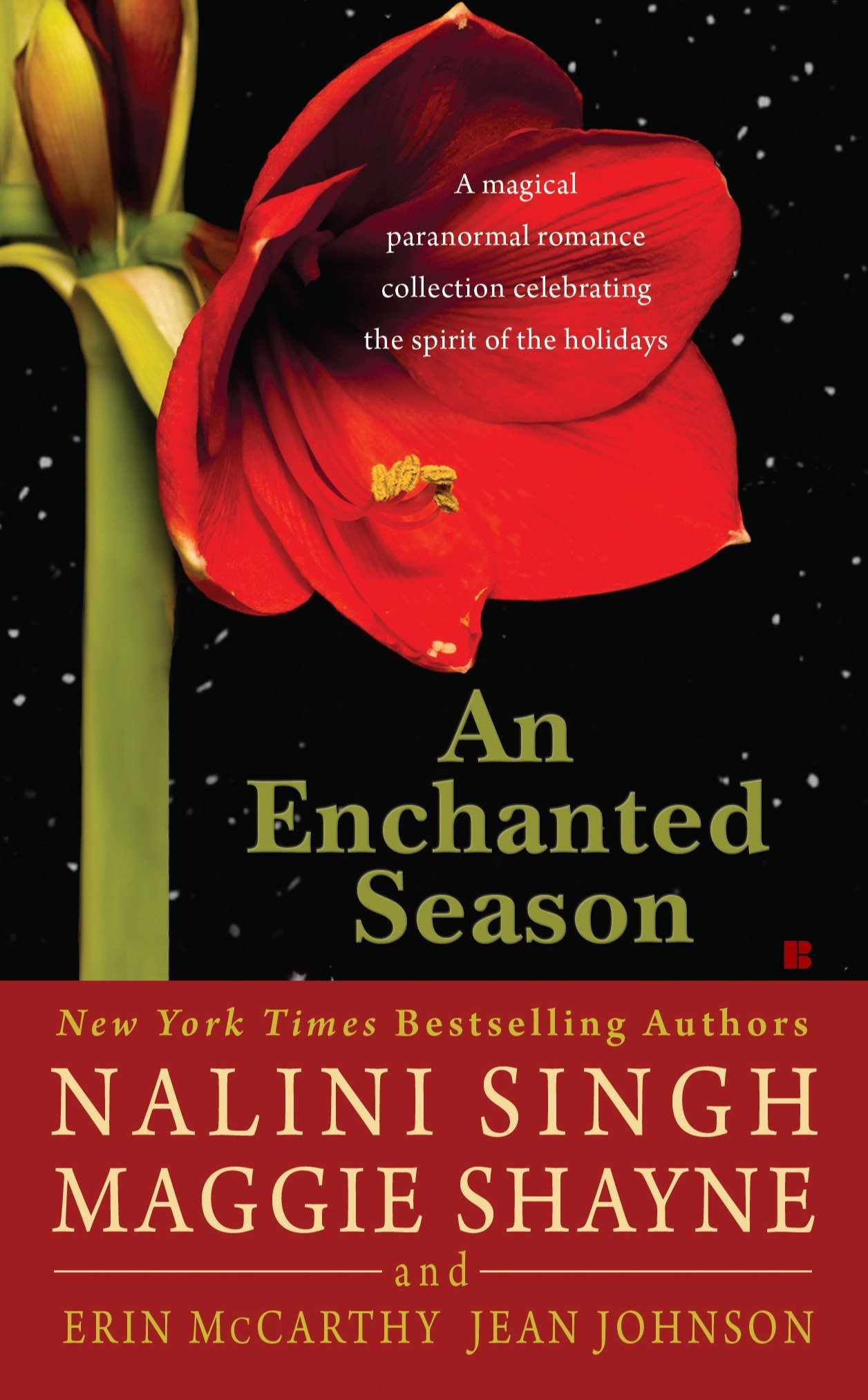 Image result for an enchanted season book cover