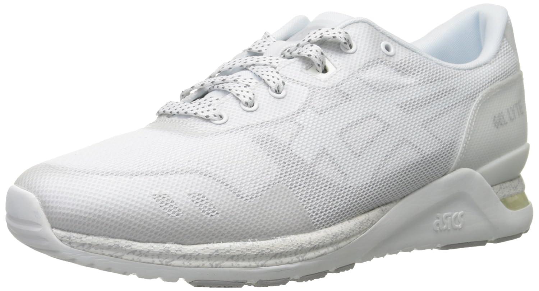 ASICS Gel-Lyte Evo Retro Running Shoe B00QXOOXUU 7.5 M US|White/White
