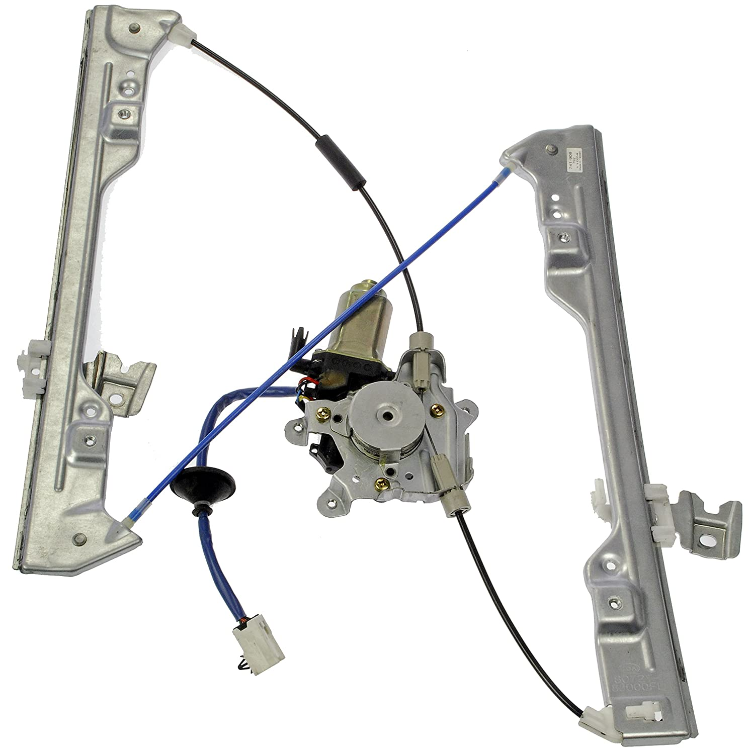 Dorman 741 906 Nissan Altima Front Driver Side Window Power Mirrors Wiring Diagram For 06 Regulator With Motor Automotive